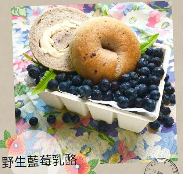 《Milky Cookie》野生藍莓乳酪    1入