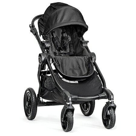 美國【Baby Jogger】City Select 四輪嬰兒推車 (黑管黑) 0