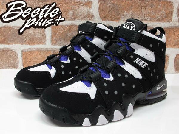 BEETLE NIKE AIR MAX 2 CB'94 BARKLEY GD 黑紫 巴克利 籃球鞋 305440-006 1