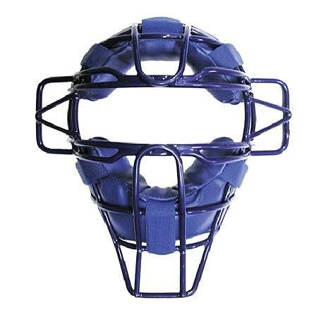 棒球世界 Brett 布瑞特 兒童用捕手面罩 BM-55E 寶藍色
