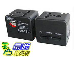 [103 玉山網] 全新 全球通帶 USB萬能轉換插 933L 旅行轉換插 插頭 轉接頭 (19247_g56) dd $279