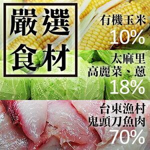 台東產地直送【純手工】鬼頭刀魚肉水餃-高麗菜玉米風味(30顆/包) 2