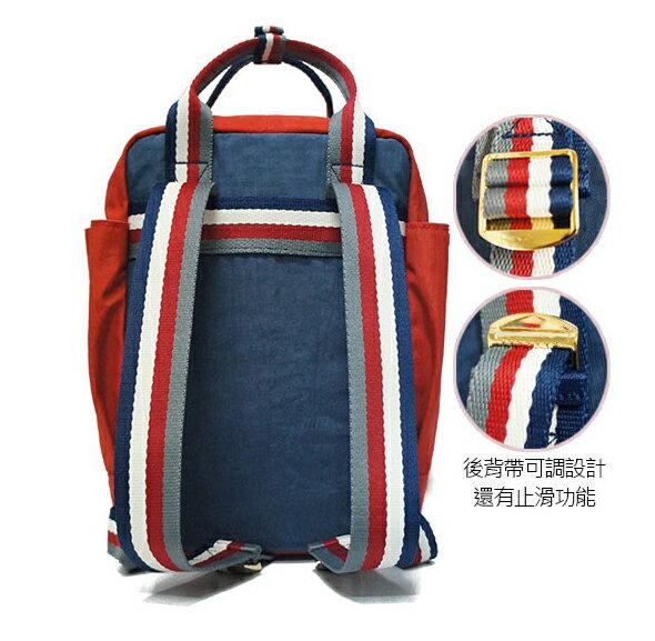 ★CORRE【JJ023】簡約時尚印刷小巧後背包★ 4