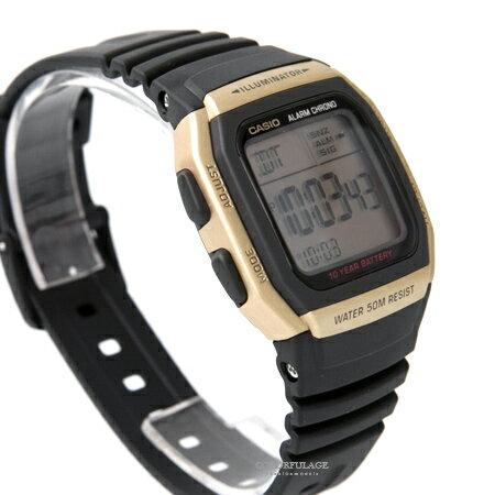 CASIO卡西歐 十年電力前衛方型多功能電子錶 都會時尚款 防水50米 柒彩年代【NE1860】原廠公司貨 0