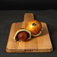 中秋節月餅到【木馬牧瑪】傳統紅豆蛋黃酥(精裝版6入) 木馬新式漢餅  大方的用料絕對物超所值,想回味古早味的朋友一定要嚐嚐
