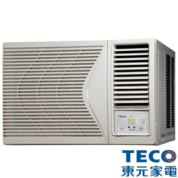 [TECO東元]8-9坪R410高效能右吹式窗型冷氣(MW40FR1)