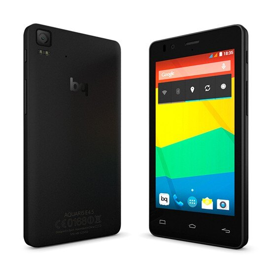 BQ AQUARIS E4 8GB. TELEFONO LIBRE 1