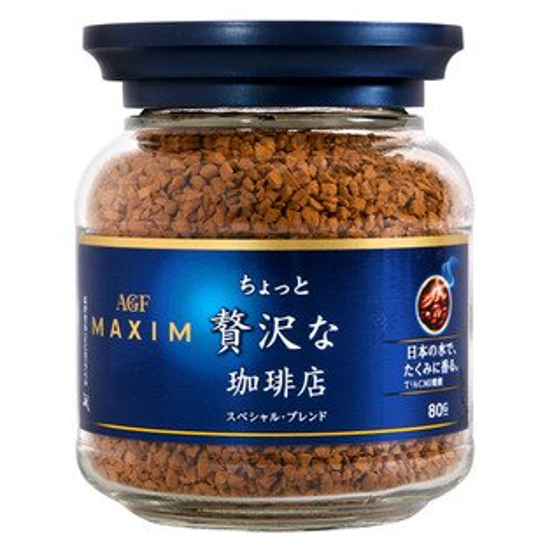 AGF MAXIM華麗香醇咖啡(80g)