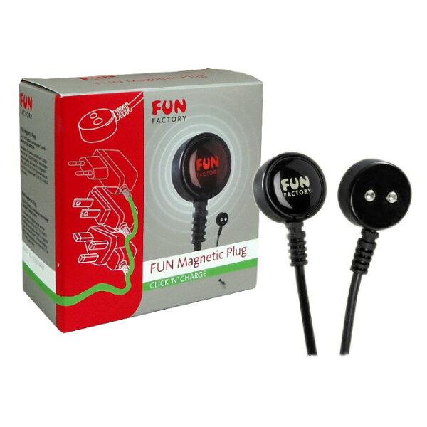 德國【Fun Factory】CNC高科技磁吸充電器USB充電線(CNC充電系列共用)