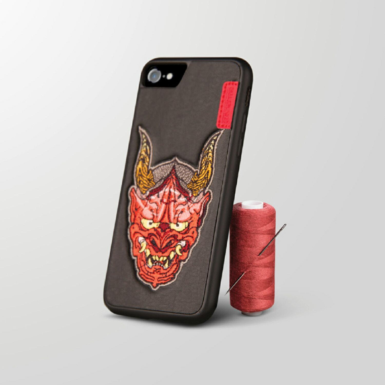[預購]Skinarma IREZUMI iPhone 7 Plus刺繡背蓋 1