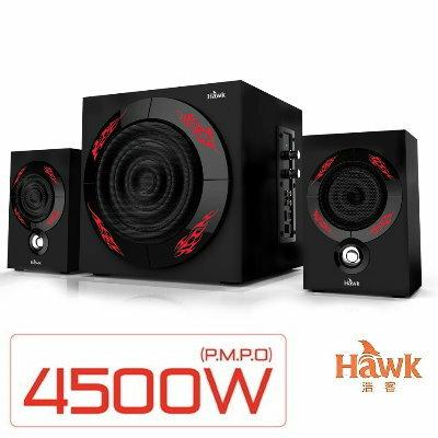 Hawk S855 戰神 2.1聲道多媒體喇叭