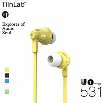 TiinLab Universe of TFAT UT 全域 系列 UT531 周杰倫 調音 入耳式 扁線 耳機