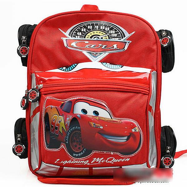 *購GO購*-團購網 外貿 汽車麥坤 背包 兒童背包 二種尺寸 限量發售