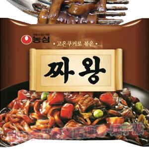 韓國農心 炸醬王麵(單包) 韓國熱銷 -泡麵- [KR188] 0