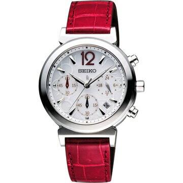 SEIKO LUKIA 太陽能腕錶(V175-0AJ0J)SSC885J1)