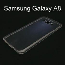超薄透明軟殼 [透明] Samsung A800YZ Galaxy A8