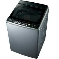 Panasonic 國際牌商品推薦【國際牌Panasonic】16公斤ECONAVInanoe變頻洗衣機。不鏽鋼/NA-V178BBS-S