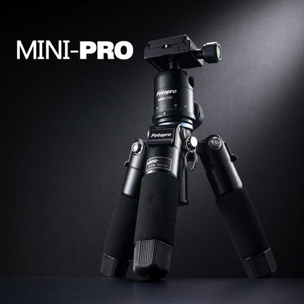 ◎相機專家◎ Fotopro MINI-PRO 專業迷你腳架 湧蓮公司貨