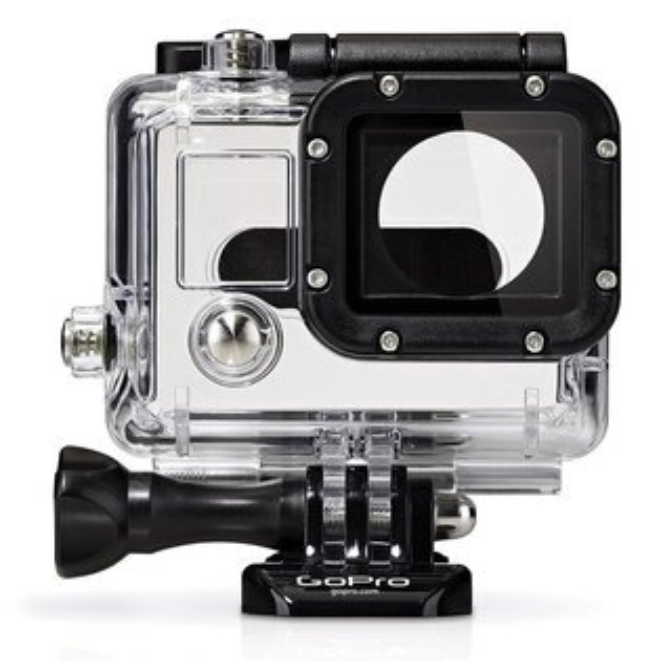 ◎相機專家◎ GoPro HERO4 潛水盒(60米) HERO3 AHDRH-301/AHDEH-301 總代理公司貨