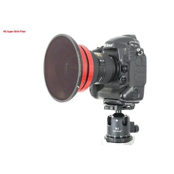 ◎相機專家◎ Marsace DP-N1424+ND16 Nikon 14-24mm 專用濾鏡組