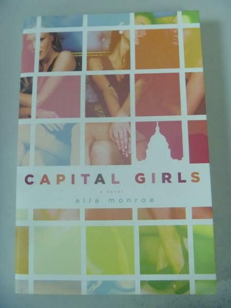 ~書寶 書T6/原文小說_IBB~Capital Girls_Monroe Ella