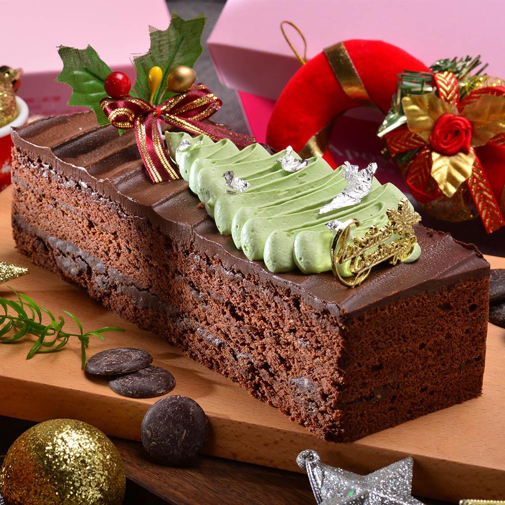 X'mas聖誕節蛋糕【艾波索.夢想樹黑金磚】12/1-12/3超及早鳥預購價439元含運→傳遞愛‧幸福‧夢想 1