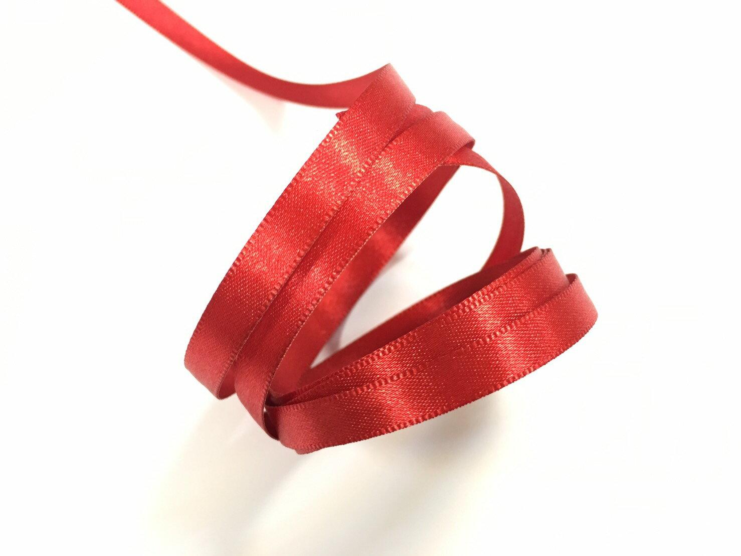 雙面緞面緞帶 6mm 3碼 (20色) 2