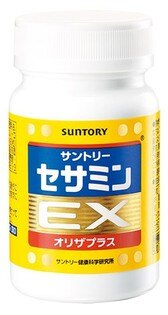 三得利 SUNTORY 芝麻明EX 90錠/瓶◆德瑞健康家◆