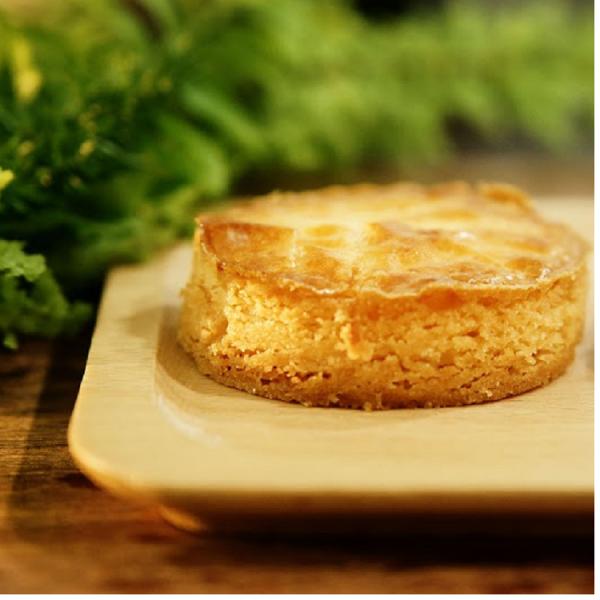慢爐 布列塔尼酥餅/海鹽/法國進口奶油/蘭姆酒/你嘗過陽光的味道嗎?
