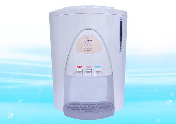 匠盟三溫桌上型飲水機CW-668-CA《自動補水、冰溫熱、商檢.CE.認證》