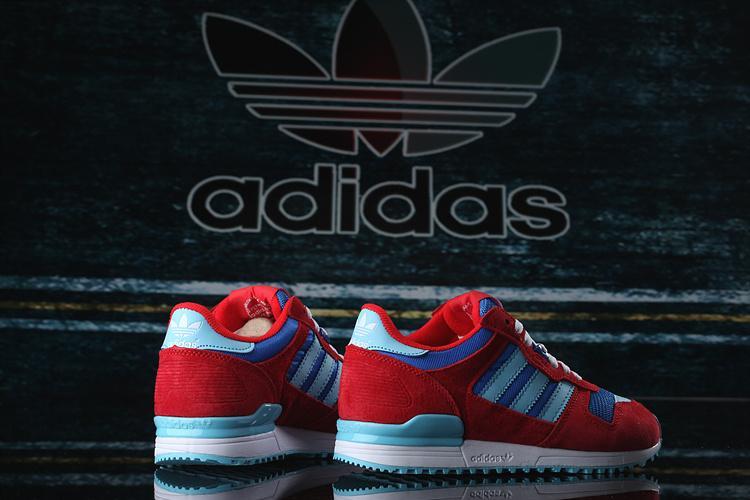 【adidas 】愛迪達 ADIDAS ZX 700 K   女慢跑鞋-B25616 0