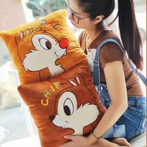 美麗大街【105051003】奇奇蒂蒂造型方枕 小抱枕 午睡枕 12吋