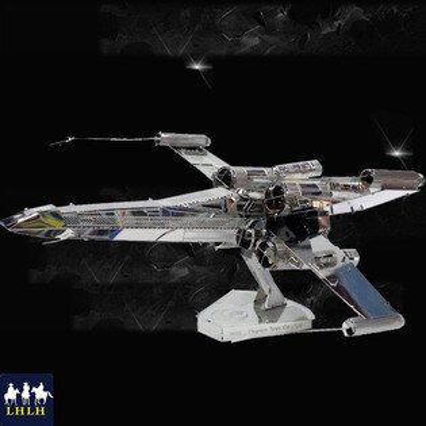 star wars 星際大戰 金屬模型 禮物 【現貨】 X-Wing X翼戰機