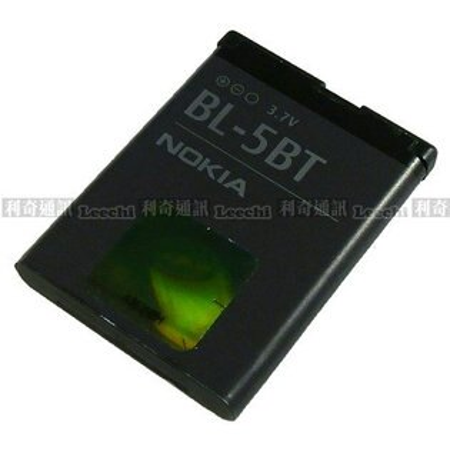 NOKIA BL-5BT 原廠電池 2600C, 2608, 7510S