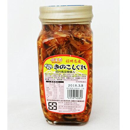 [敵富朗超市]伯客露混合金茸菇-四川辣豆