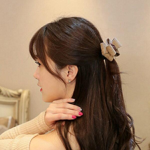 ~SiSi 派對~ 氣質蝴蝶結髮束 ^(  ^) ~  好康折扣