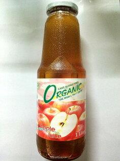 買一送一 味榮 展康 土耳其100%有機蘋果汁 1000ml 原價$420-特價$209 食品安全認證 零膽固醇