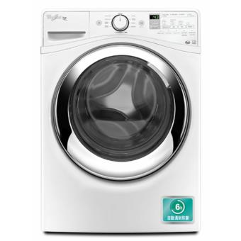Whirlpool 惠而浦 15公斤滾筒洗衣機 WFW87HEDW /消毒殺菌行程/馬達5年保固