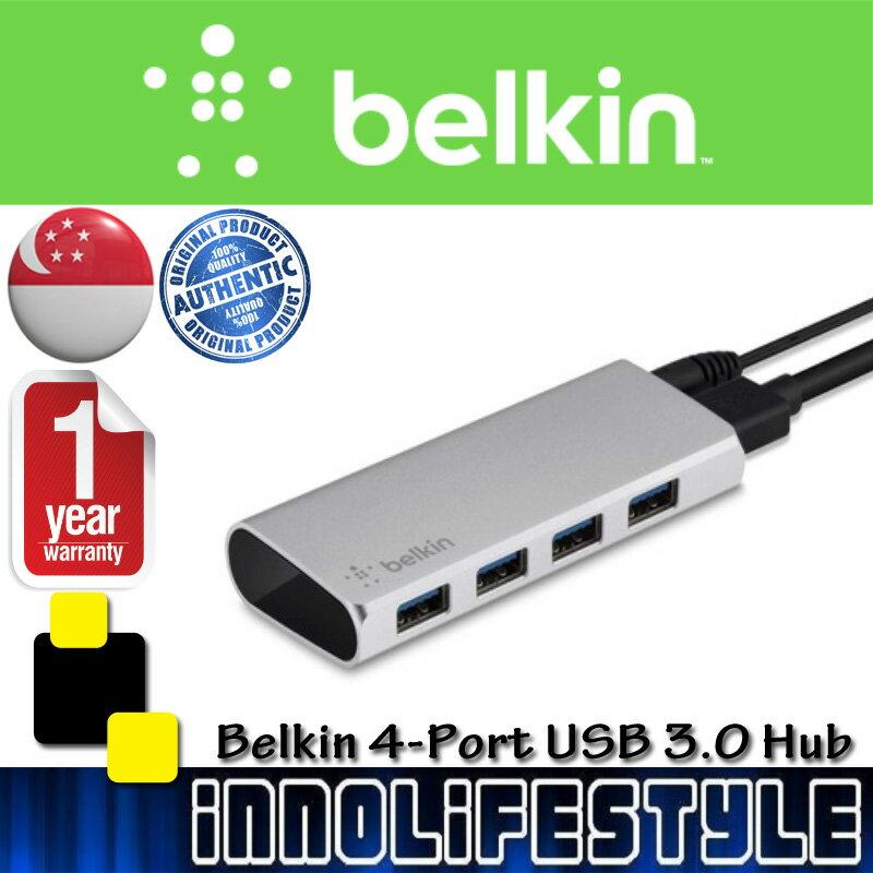 Innolifestyle rakuten belkin aluminum 4 port usb 3 0 - Belkin superspeed usb 3 0 4 port hub ...