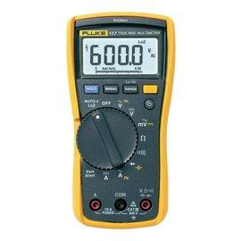 Fluke 177 數位真有效值萬用錶(原廠品質保證/終身保固
