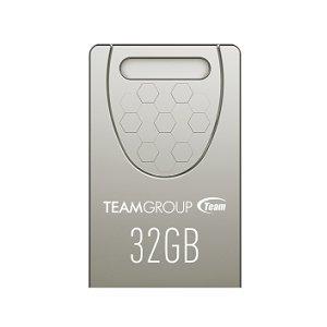 *╯新風尚潮流╭* 十銓 C156 方塊隨身碟 32GB USB2.0 金屬外殼 防水防塵抗震 TC15632GS01