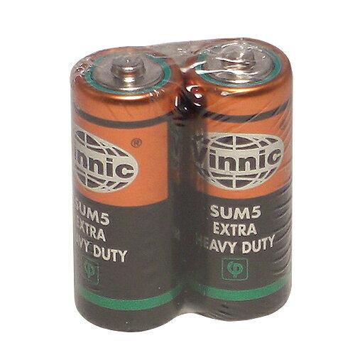 [漫朵拉情趣用品]【Vinnic】5號電池(2入) DM-59