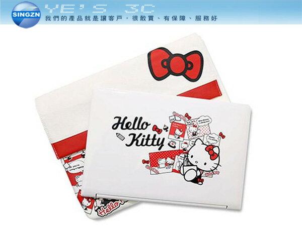 「YE's 3C」三麗鷗 Logah Hello Kitty 筆記型電腦 Grace11 (四核心/Win10/11.6吋)