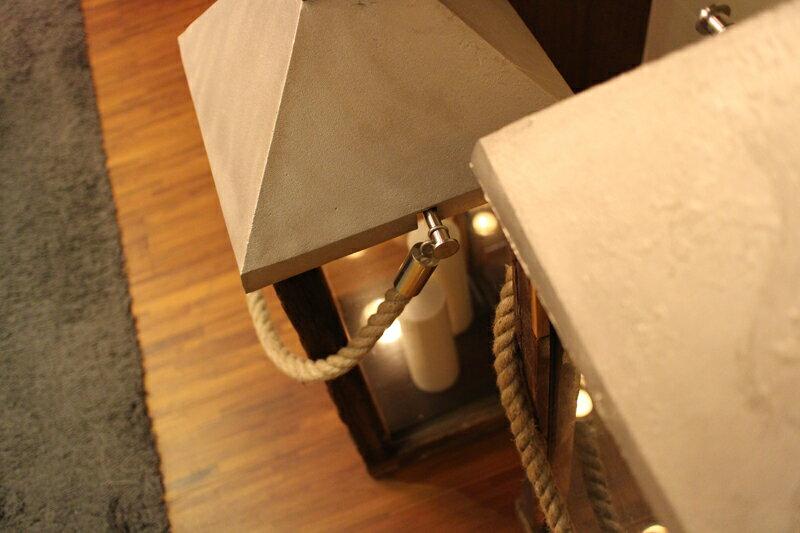 Upptäck Deco 騎士團提燈 - 全兩個尺寸【7OCEANS七海休閒傢俱】 4