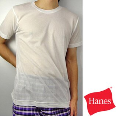 【Hanes】自然涼感ComfortCool系列圓領T恤