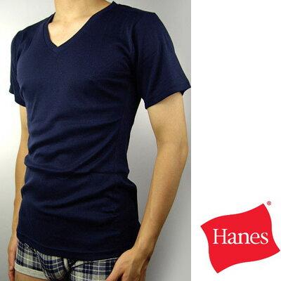 【Hanes】都會型男Y-SPEC系列V領T恤