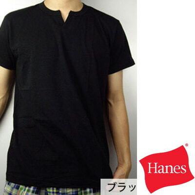 【Hanes】都會型男CITY系列小V領T恤