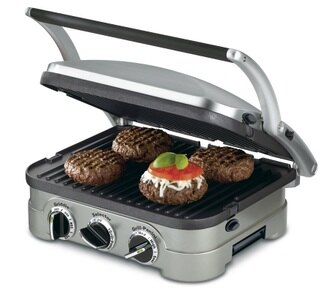 Cuisinart GR-4N Griddler 五合一電烤爐 燒烤 烤盤