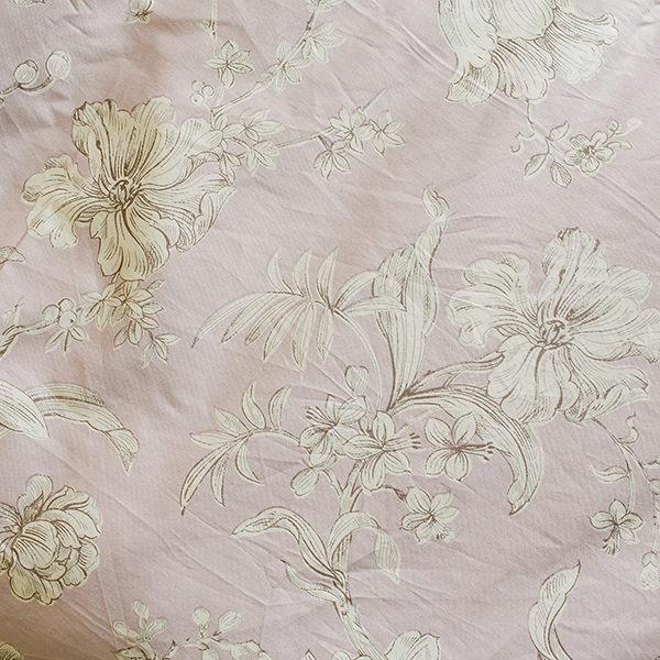 小樹苗與紫荆花   單人/雙人熱賣組 100%精梳棉 台灣製 1