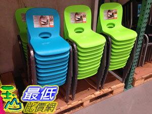 [105限時限量促銷] COSCO LIFETIME KIDS STACK CHAIR 兒童椅/可堆疊 _C904491